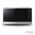Panasonic NNSE995S Countertop Microwave, 1200 Watts, 2.2 cubic ft