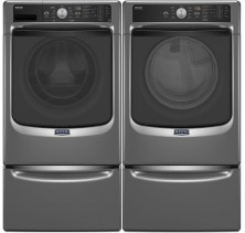 Maytag Maxima MHW5500FC 5.2 Cu Steam Front Load Washer 